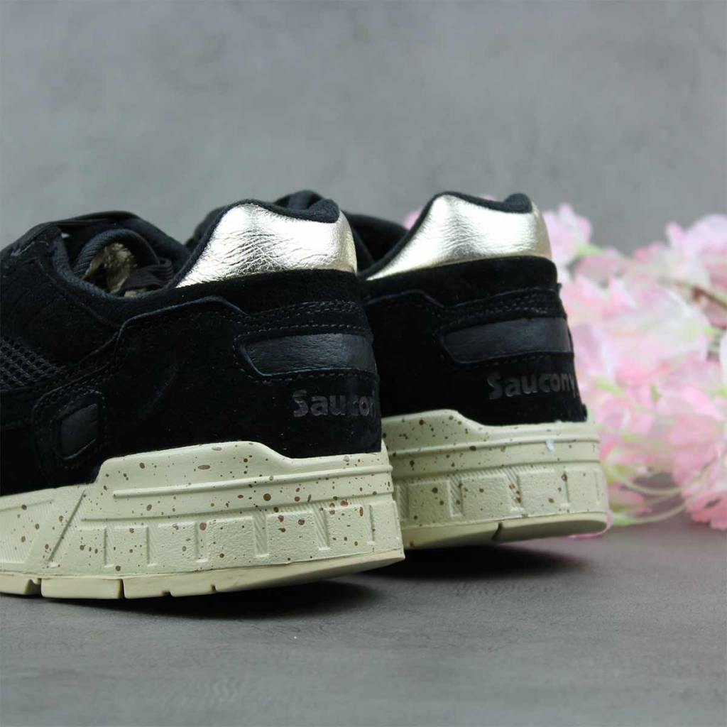 Saucony Shadow 5000 Gold Rush (Black) S70414-1
