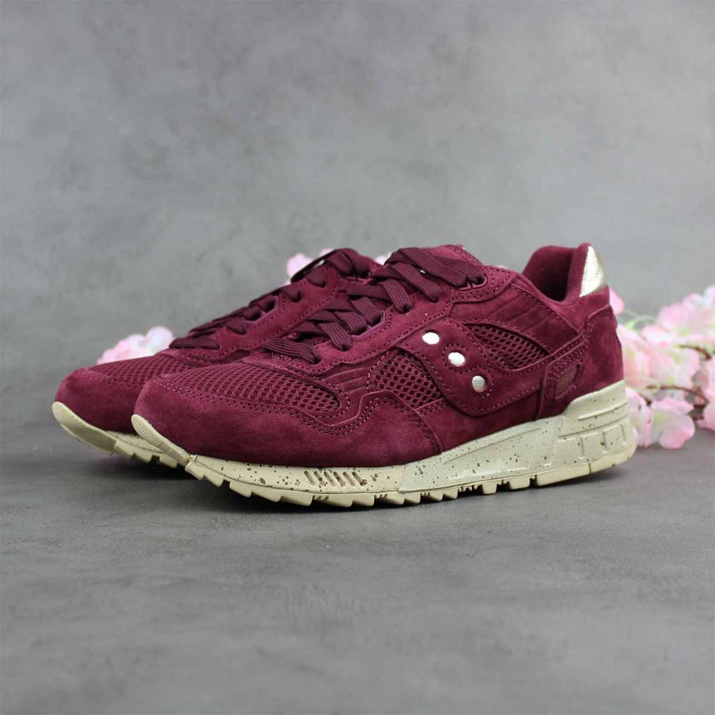 Saucony Shadow 5000 Gold Rush (Maroon) S70414-2