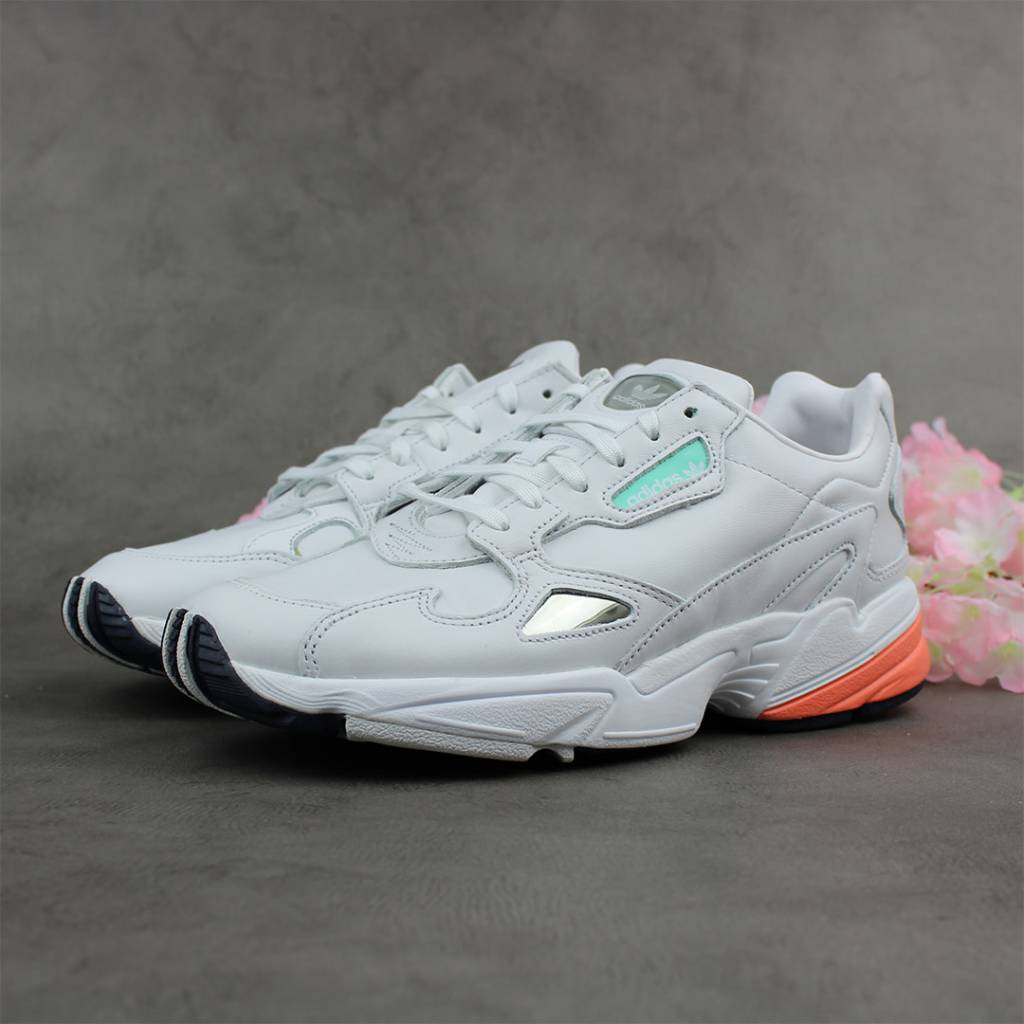 competitive price fadf9 4decf Adidas Falcon W (Crystal White) B37845 ...