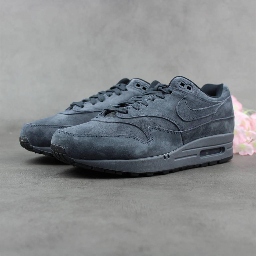 Nike Air Max 1 Premium (Anthracite) 875844-010 - Sunika Amsterdam 429f39280