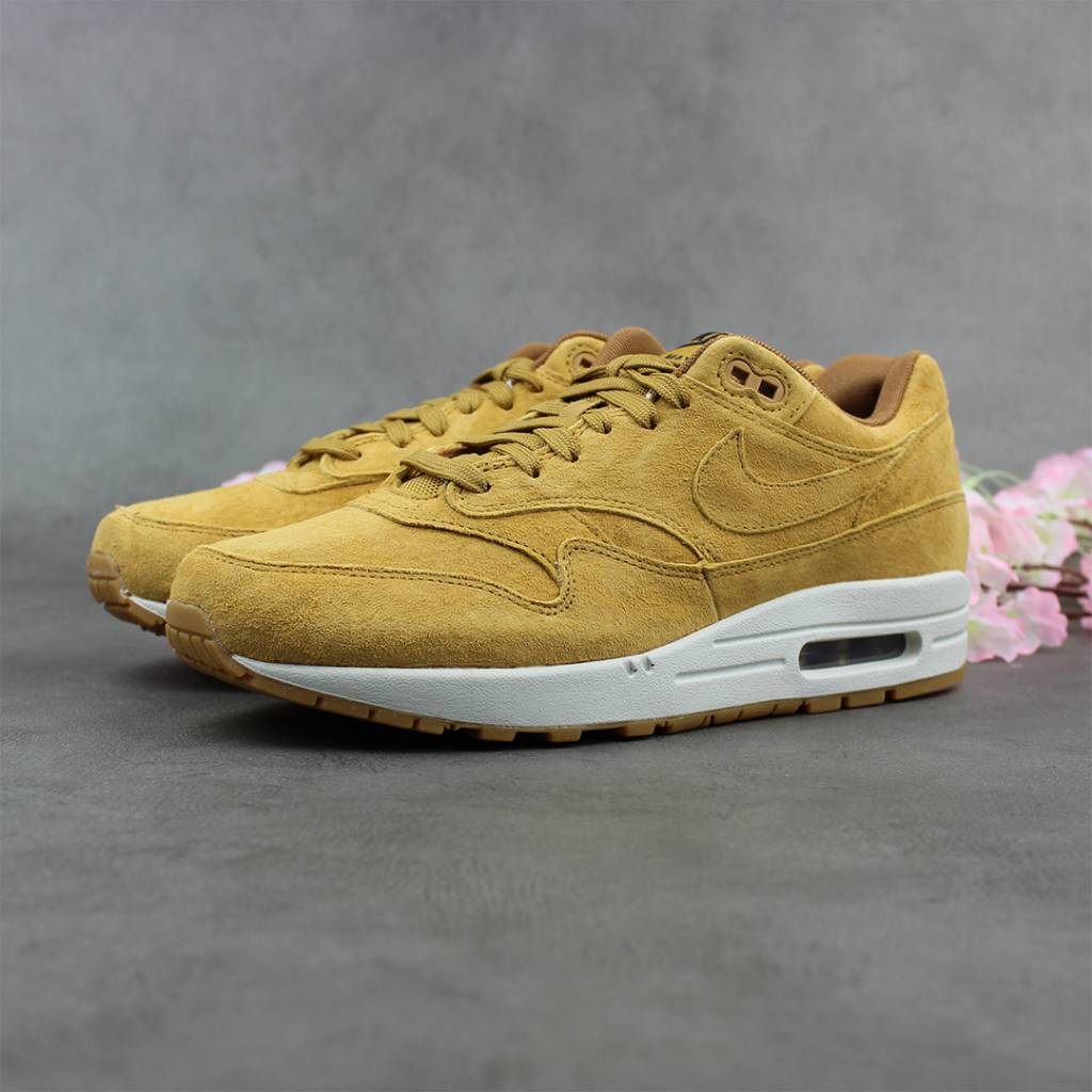 ca0715d6f316 Nike Air Max 1 Premium (Wheat) 875844-701 - Sunika Amsterdam