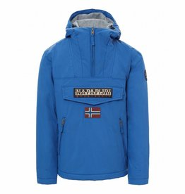 Napapijri Rainforest Pocket Jacket N0YGNLBA1 - Blue