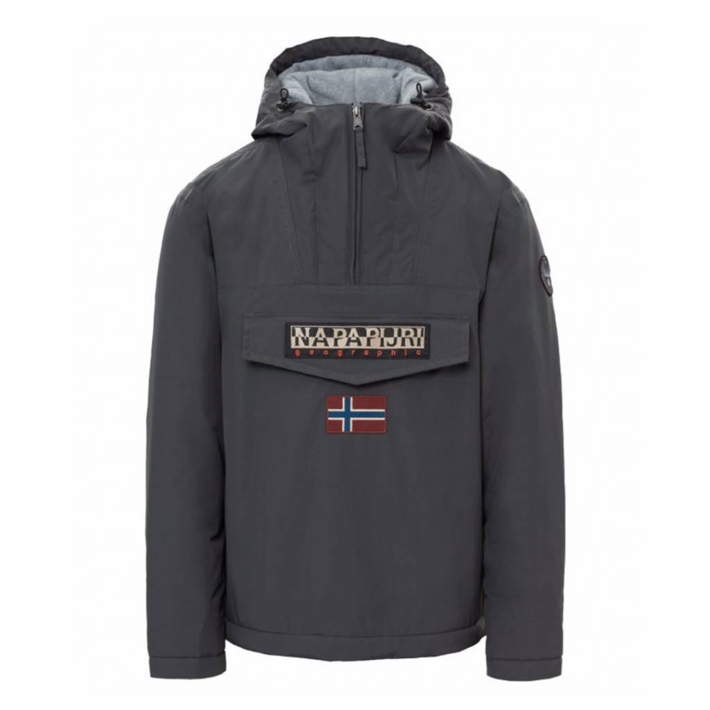 Napapijri Rainforest Winter Jacket N0YGNJ - Dark Grey