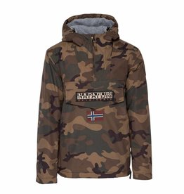 Napapijri Rainforest Winter Jacket N0YHMCF84 - Camo
