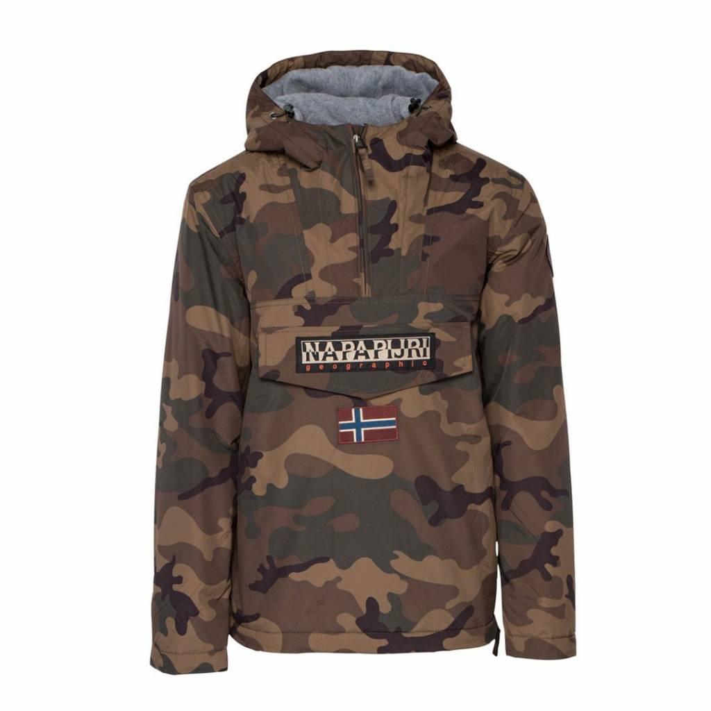 Napapijri Rainforest Winter Jacket N0YHMCF84 - Camo