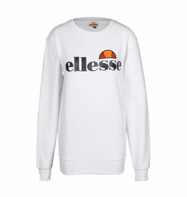 Ellesse Agata Crew Sweater SGS03238 - Optic White