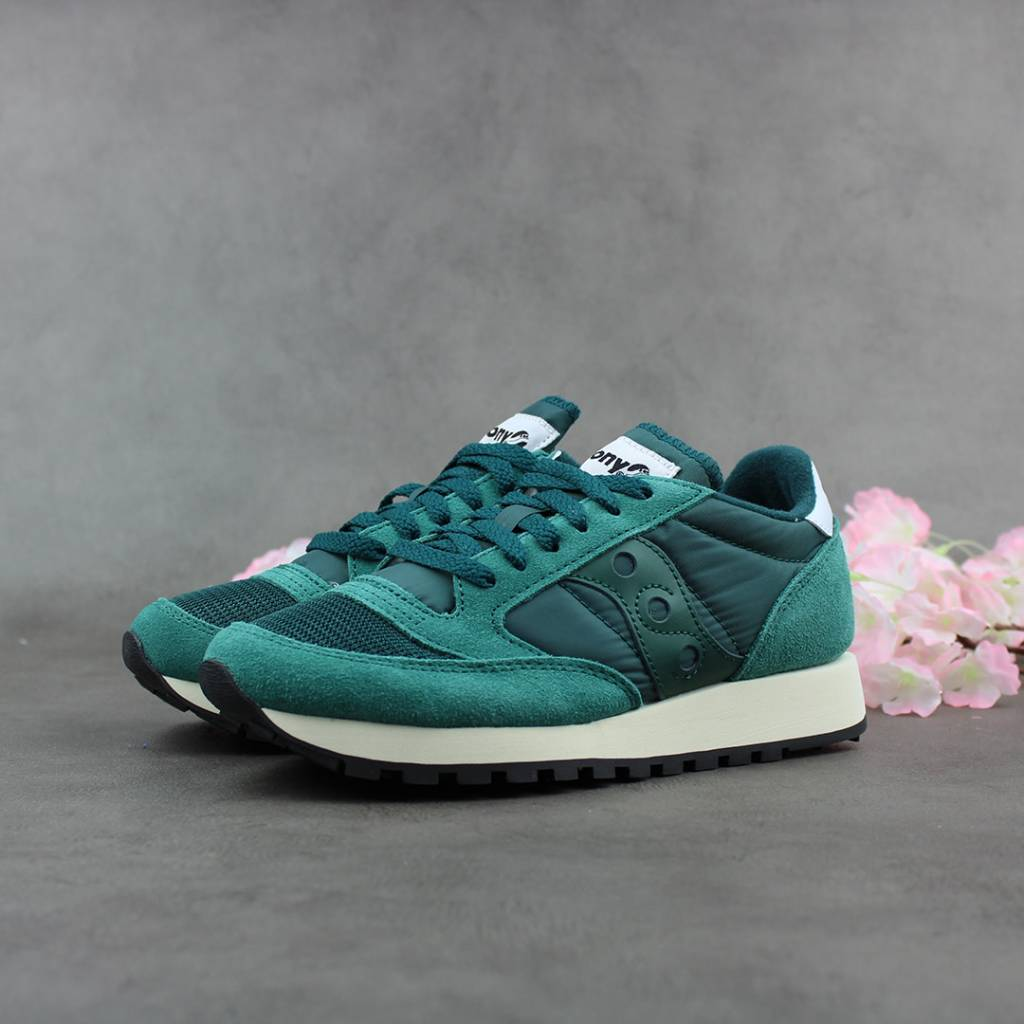 00bd270d702d Saucony Originals Jazz Original Vintage (Green) S60368-73 - Sunika ...