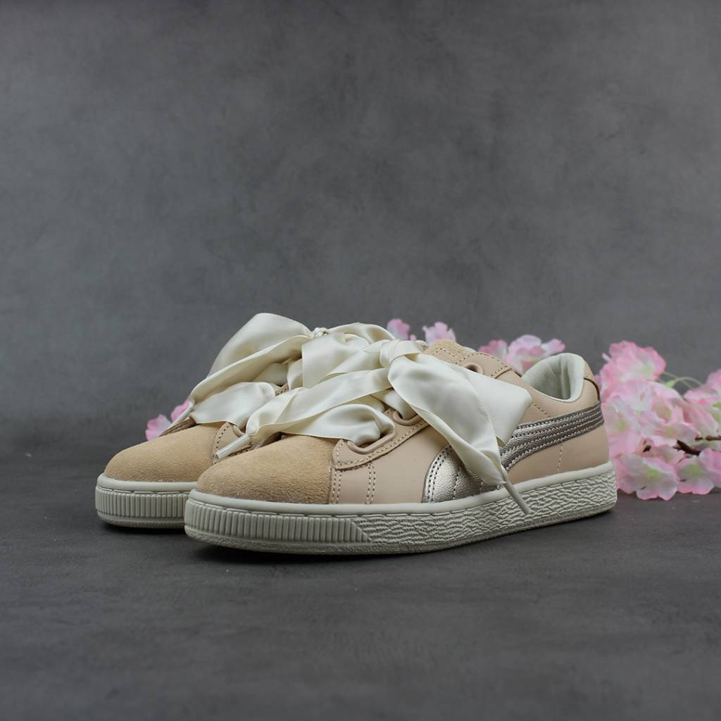 Puma Basket Heart Up Wn's (Natural Vachetta) 364955-01