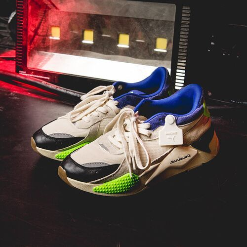 Puma RS-X Sankuanz (Cloud Cream) 369610-01