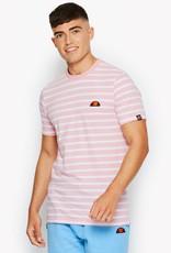 Ellesse Sailo Stripe T-Shirt (Light Pink) SHA06341