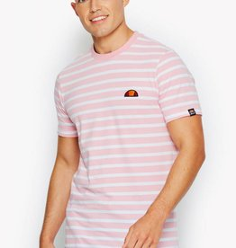 Ellesse Sailo Stripe T-Shirt (Light Pink) SHA06341