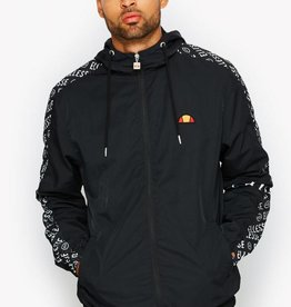 Ellesse Melfi Hooded Track Top (Black) SHA06432