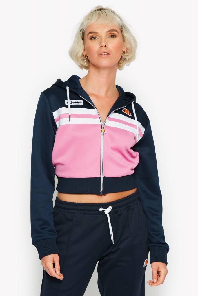 Ellesse Bulito Full Zip Hoody (Navy) SGA05563