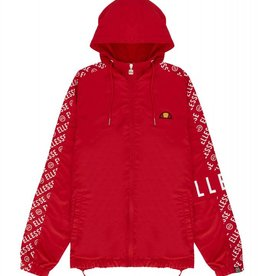 Ellesse Melfi Hooded Track Top (Red) SHA06432