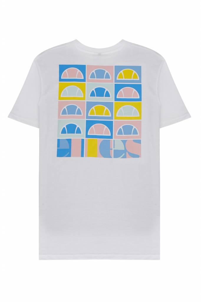Ellesse Fondato T-Shirt (White) SHA06635