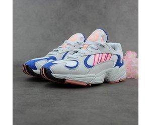 Adidas YUNG 1 (WhiteOrangeRoyal) BD7654