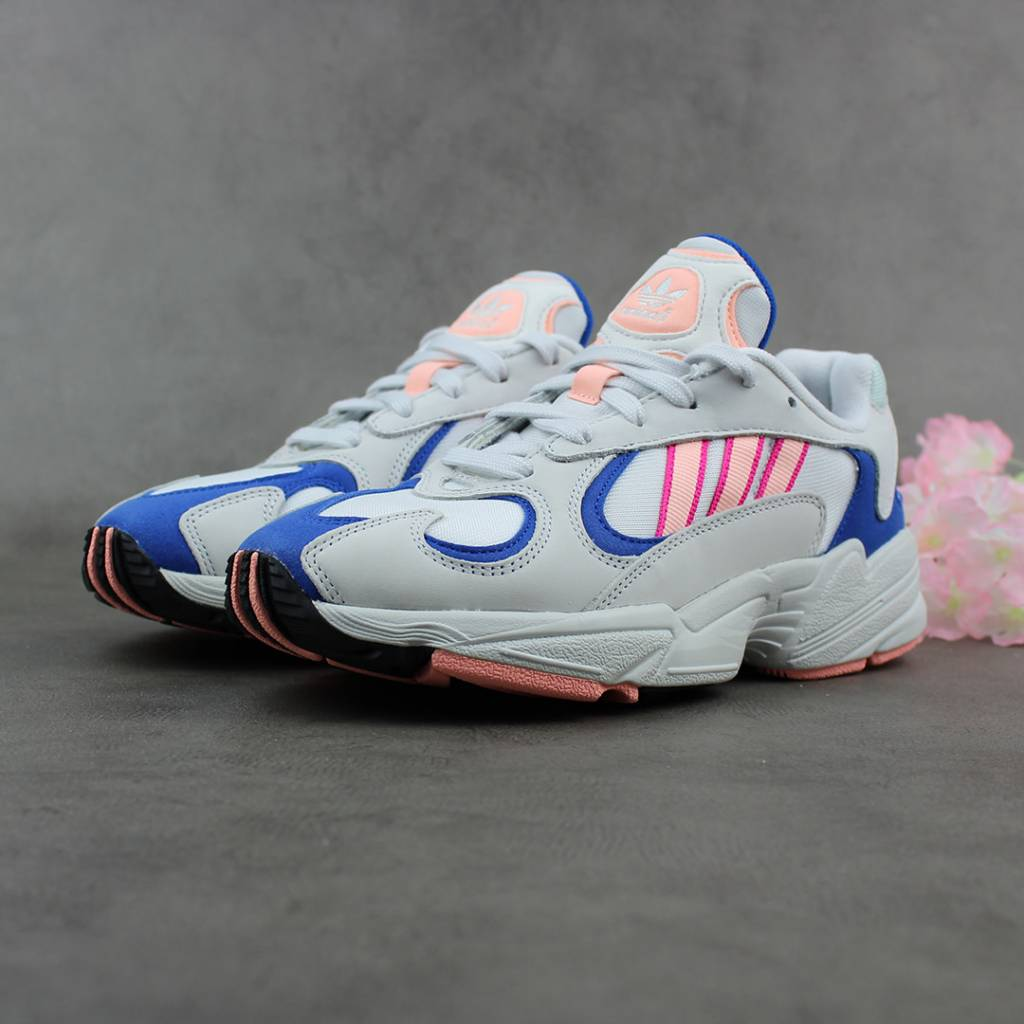 Adidas YUNG-1 (White/Orange/Royal) BD7654