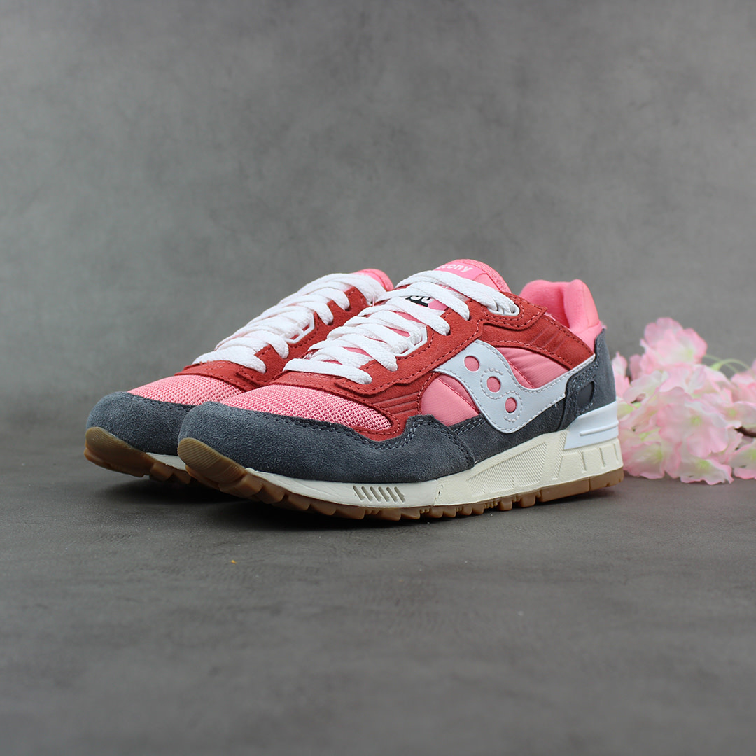 new styles 3a2bb d2a75 Saucony Originals Shadow 5000 Vintage (Pink/White) S60405-1