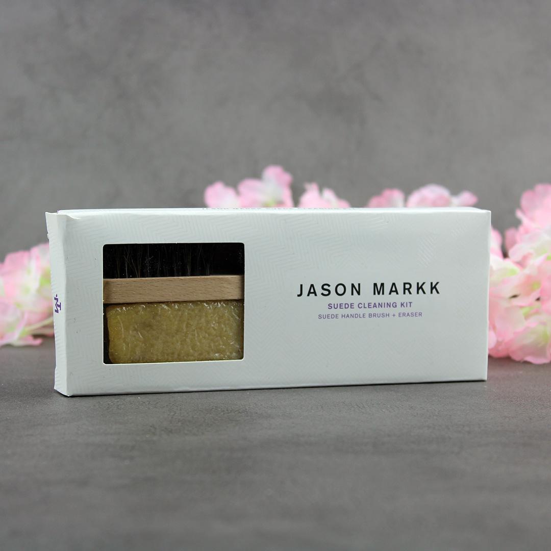 Jason Markk Suede Cleaning Kit (Suede Brush + Eraser)