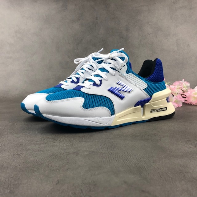 New Balance MS997JHB (Deep Ozone Blue/Blue)