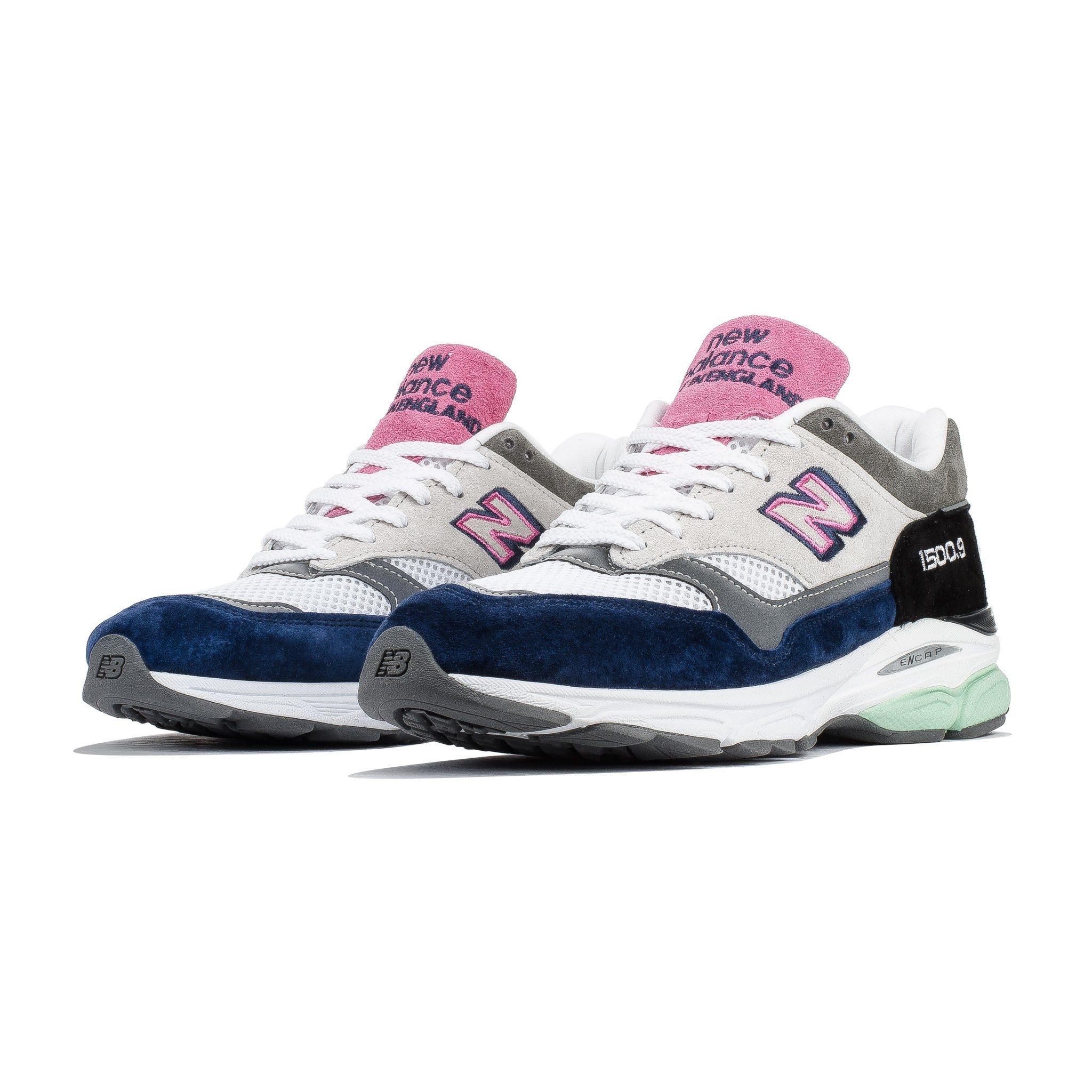 New Balance M15009FR (White/Navy)
