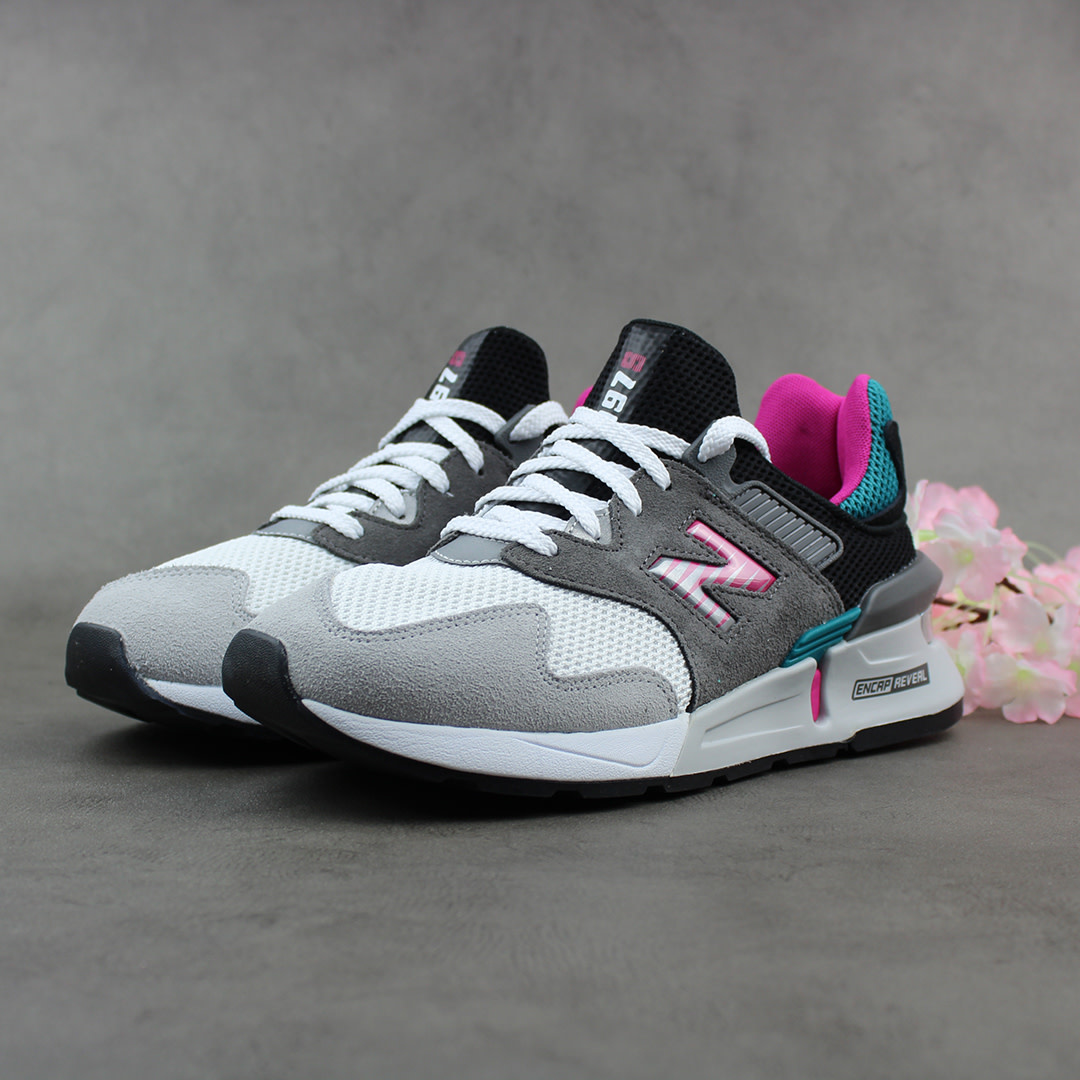 New Balance MS997JCF (Grey/Turquoise)