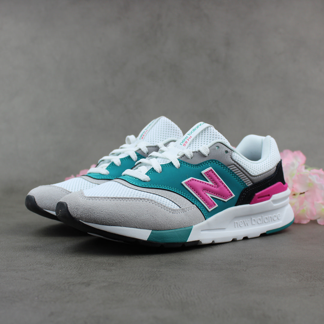 New Balance CM997HZH (Grey/Pink)