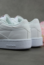 Reebok Club C 85 MU (White/Skull Grey/Red/Black) DV7240