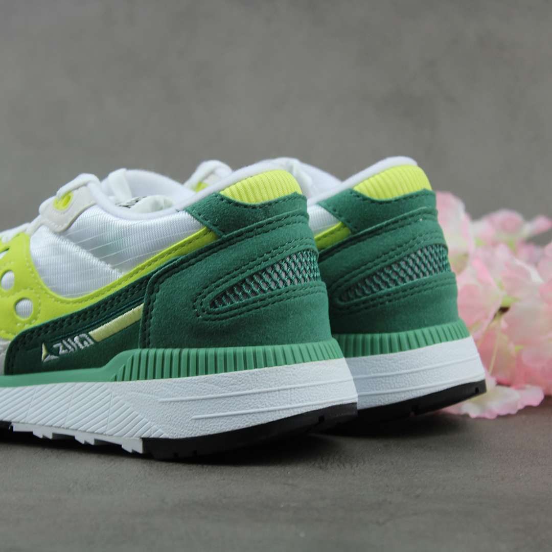 Saucony Azura (White/Green/Lime) S60437-18