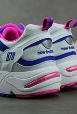 New Balance CM878GA (White/Blue/Pink)