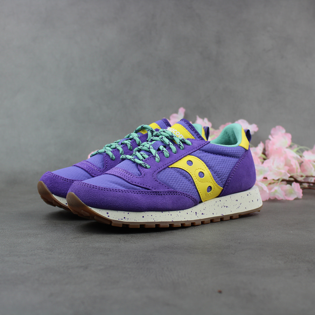 Saucony Jazz Original (Purple/Yellow) S70463-2