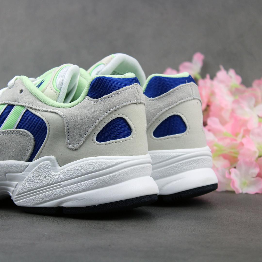 Adidas YUNG-1 (Cloud White/Collegiate Royal) EE5318