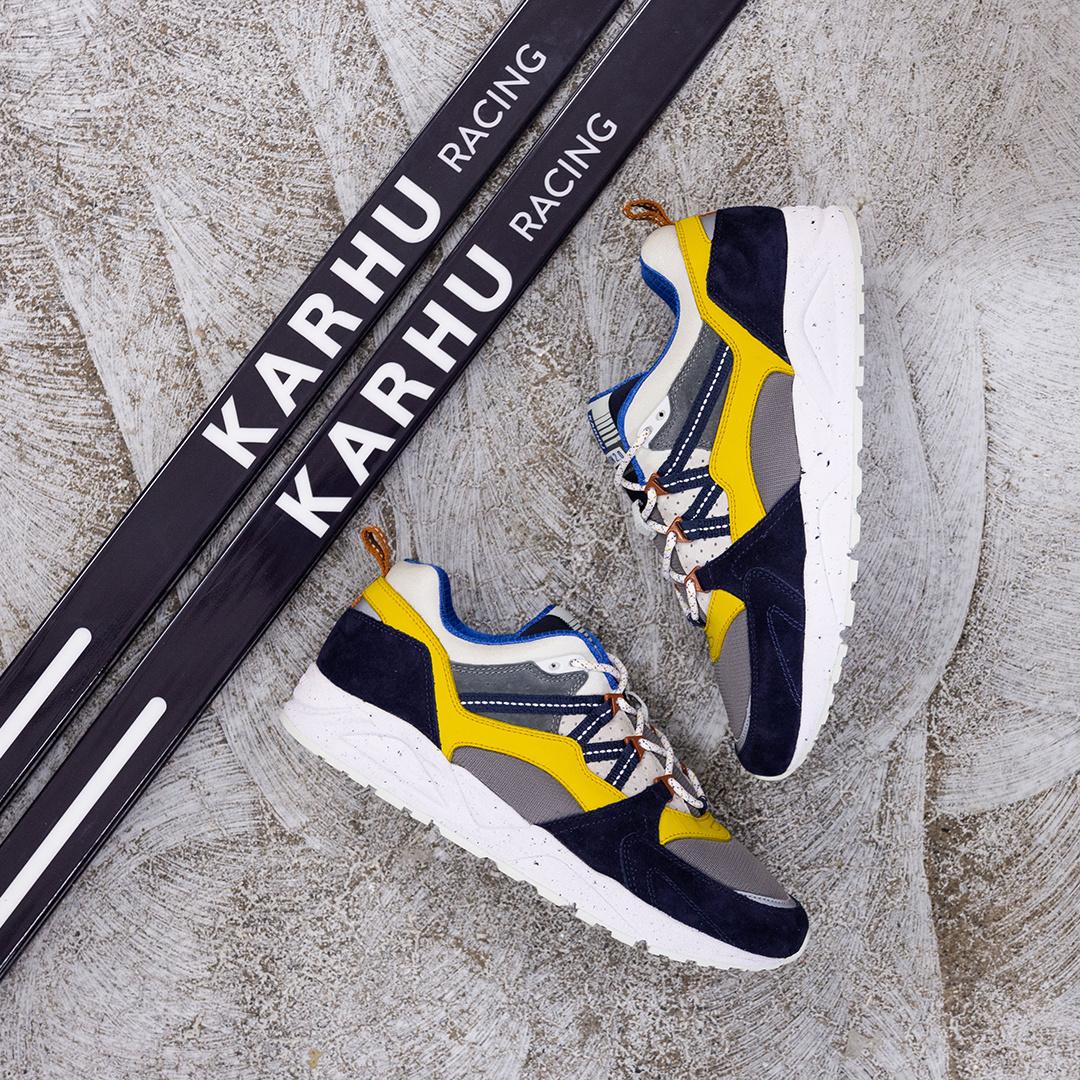 Karhu Fusion 2.0 'Cross-Country Ski Pack' (Night Sky/Dandelion) F804061