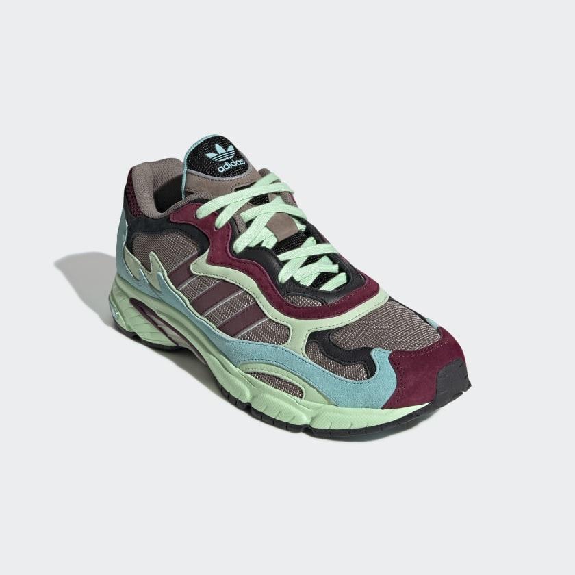 Adidas Temper Run (Core Black/Easy Mint/Glow Green) EE7741