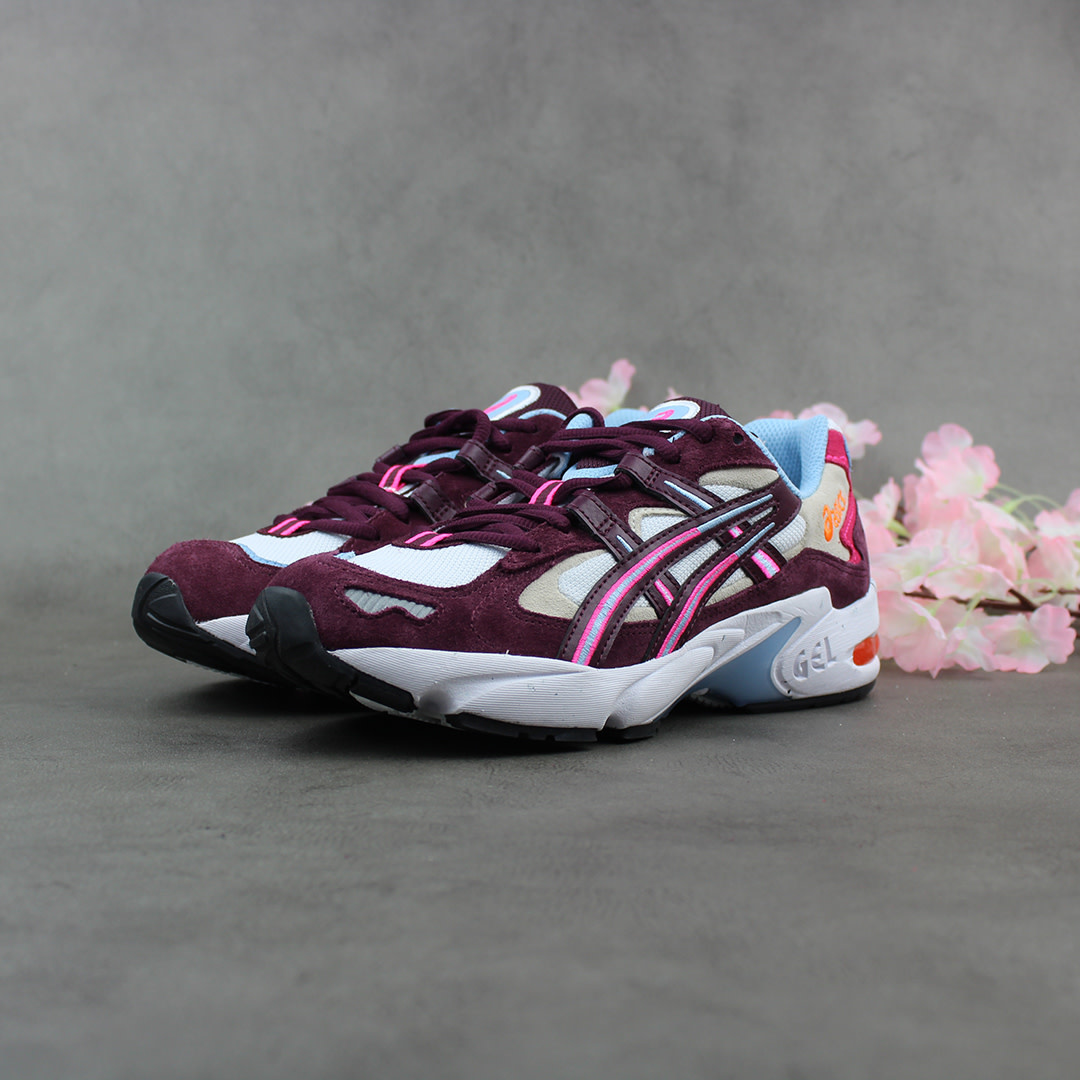 ASICS Gel-Kayano 5 OG (White/Deep Mars) 1022A156-100
