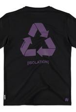 Flight of the Beast Isolation Tee Black/Purple T-Shirt