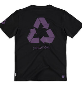 Flight of the Beast Isolation Tee Black/Purple T-Shirt