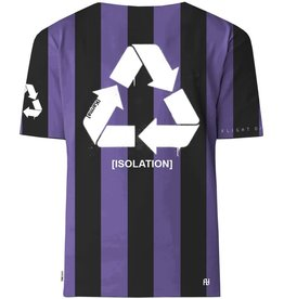 Flight of the Beast Isolation Deep Soccer Purple T-Shirt