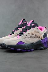 Reebok Aztrek Double Mix Trail (Buff/True Grey 8/Regal Purple) EG8807