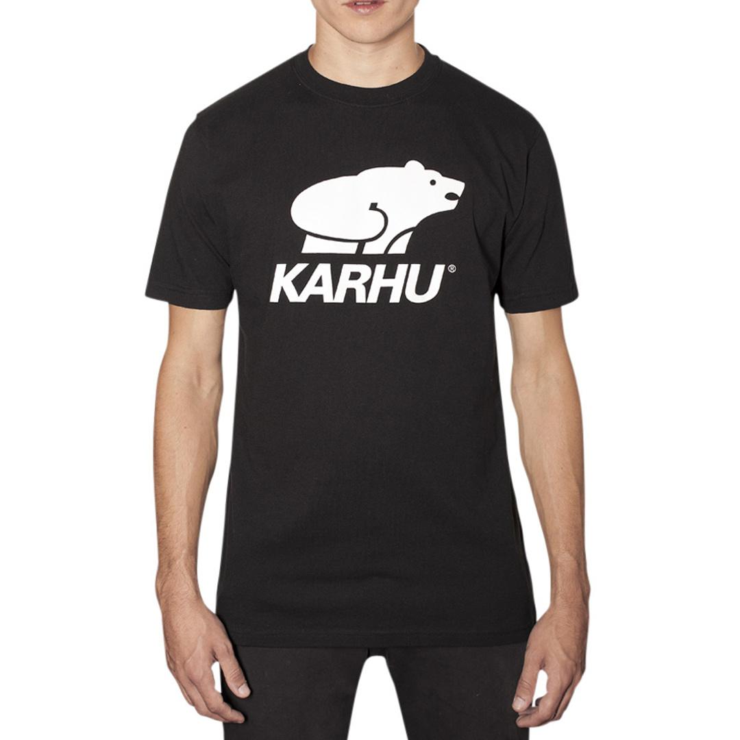 Karhu Basic Logo T-Shirt Black KA00084-1524