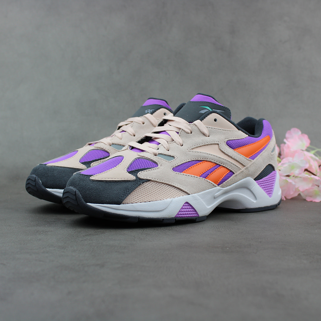 Reebok Aztrek 96 (Buff/Grape/Cold Grey) DV9766