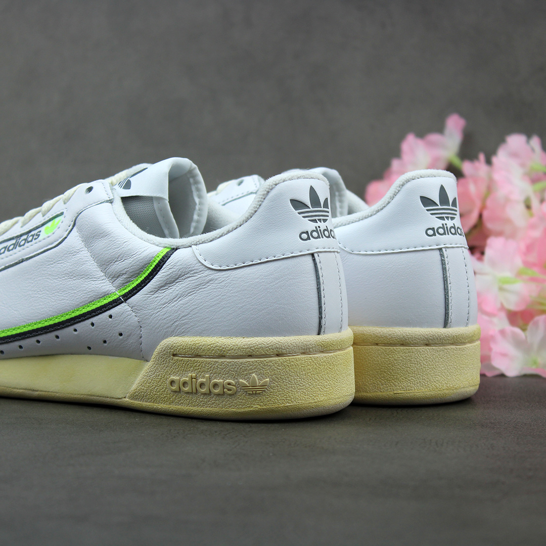 Adidas Continental 80 (White) EF5992