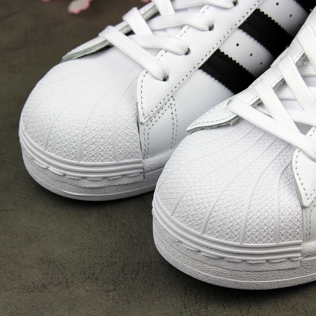 Adidas Superstar (White/Black) EG4958