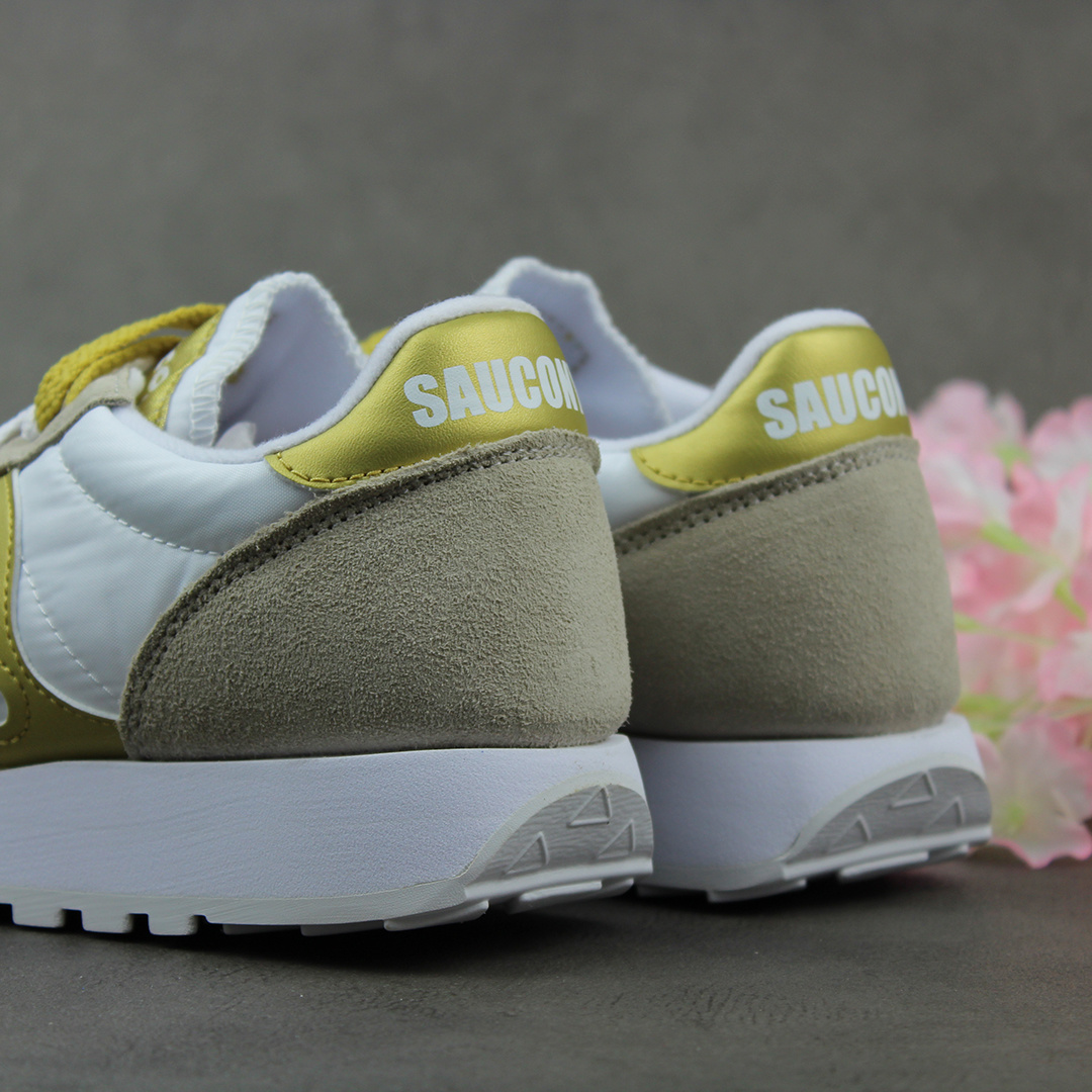 Saucony Jazz Original Vintage (White/Gold) S60368-143