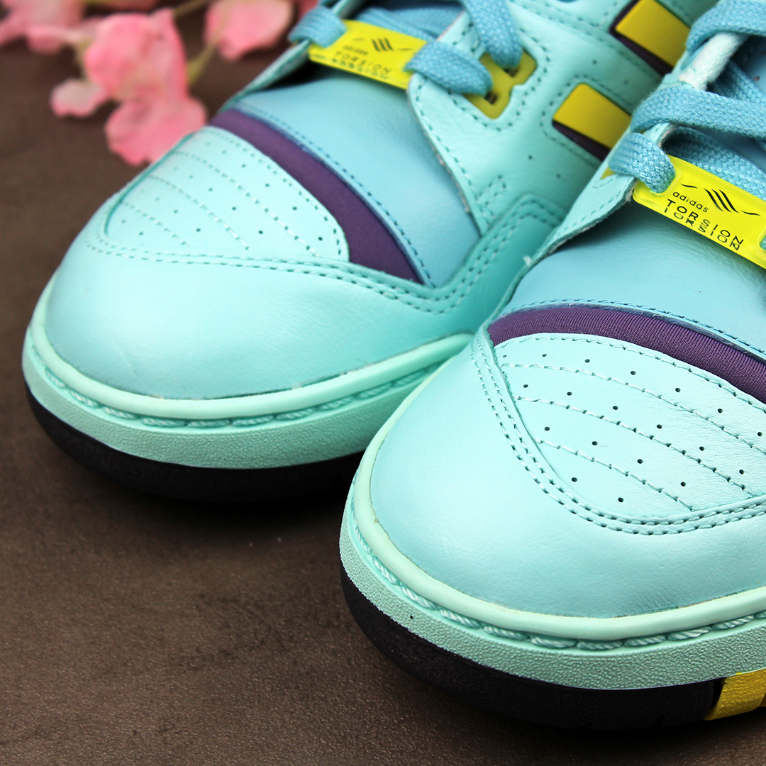 Adidas Torsion Comp (Clear Aqua) EG8791