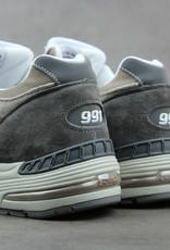 New Balance M991NGO (Grey/Olive) - Made in England