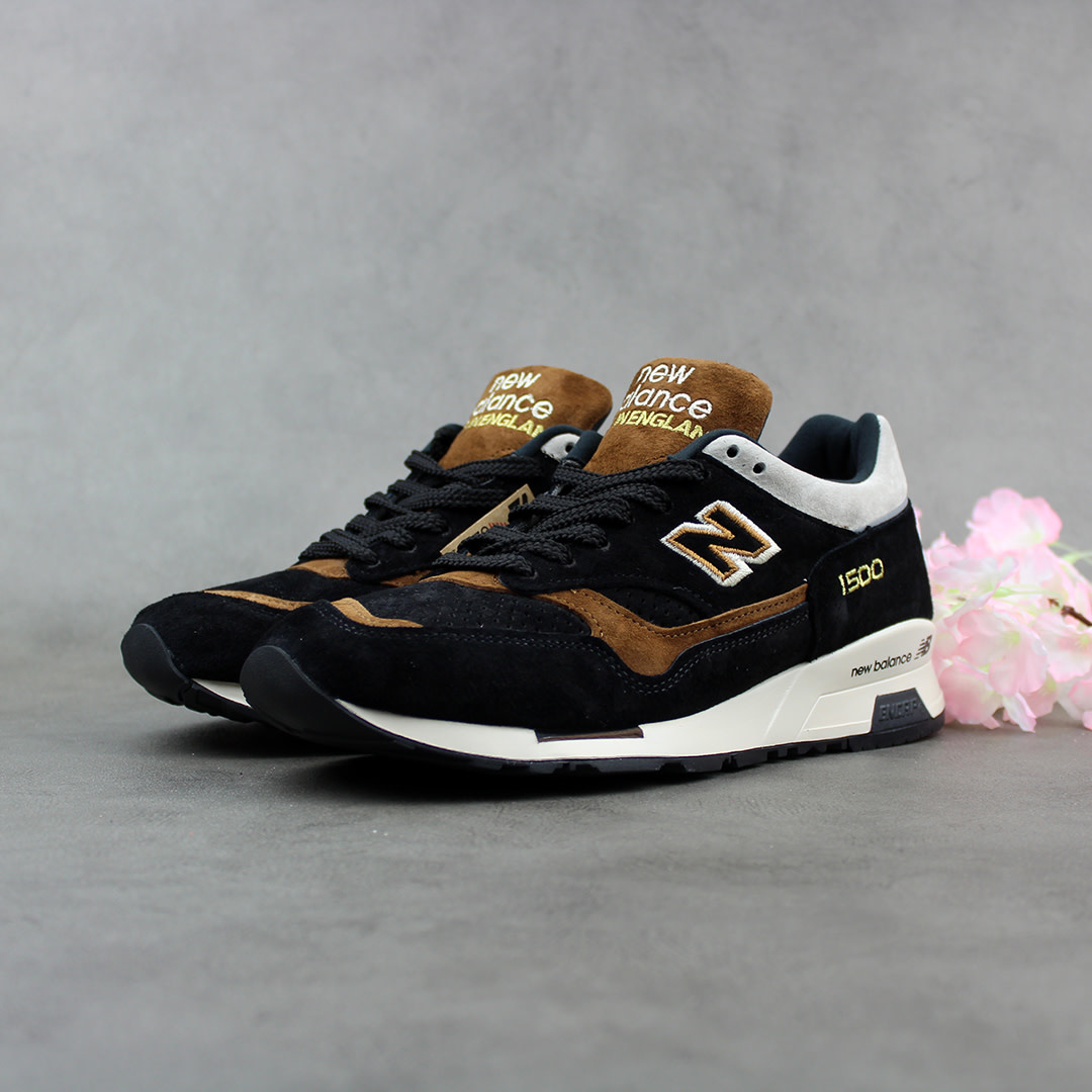 New Balance M1500YOR 'Ýear of the Rat' (Black/Brown/Beige) - Made in England