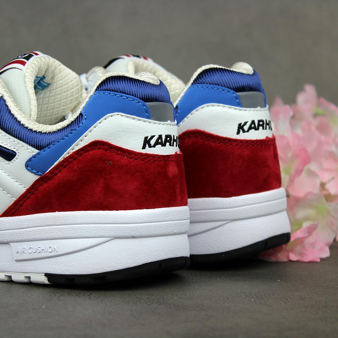 Karhu Legacy 96 (Barbados Cherry/White) F806005