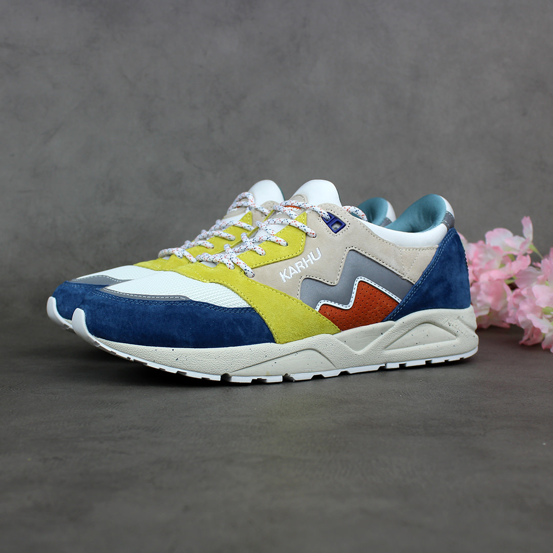 Karhu Aria 95 'Trophy Pack' (Stellar/Rainy Day) F803062