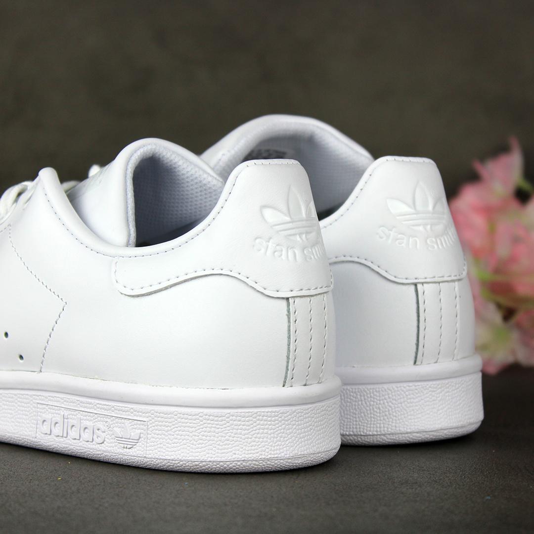 Adidas Stan Smith (Footwear White/Cloud White/Cloud White) S75104